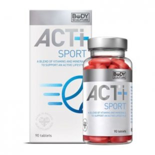 Body Sculpture Acti Sport 90 capsules