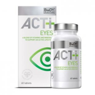 Body Sculpture Acti Eye 60 Tablets