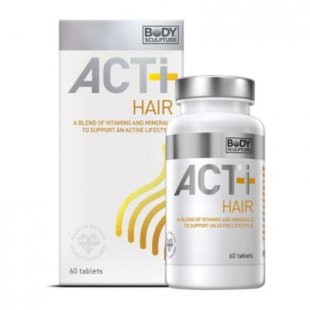 Body Sculpture Acti Hair 60 Tablets