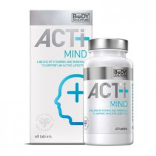 Body Sculpture Acti Mind 60 Tablets