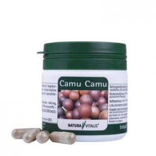 Natura Vitalis Camu Camu- Natürliche Power für das Immunsystem