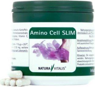 Natura Vitalis Amino Cell Slim - Zur Unterstützung der Gewichtsreduktion