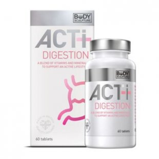 Body Sculpture Acti Digestion 60 Tablets