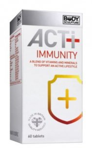 Body Sculpture Acti Immunity 60 Tablets