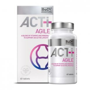Body Sculpture Acti Agile 60 Tablets