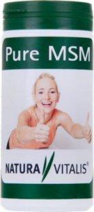 Natura Vitalis Pure MSM - Zur Unterstützung Ihrer Gesundheit
