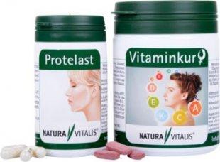 Natura Vitalis Vitaminkur für die Frau + Protelast