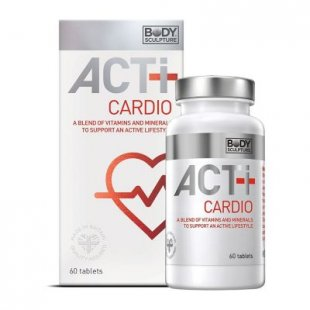Body Sculpture Acti Cardio 60 Tablets