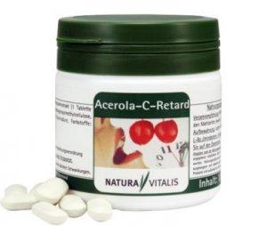 Natura Vitalis Acerola-C-Retard