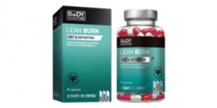 Body Sculpture Lean Burn 90 Capsules