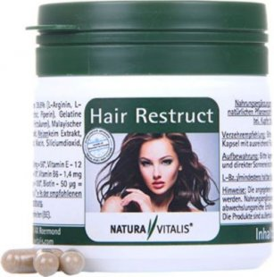 Natura Vitalis Hair Restruct