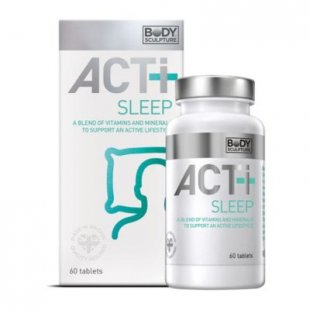 Body Sculpture Acti Sleep 60 Tablets