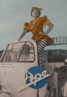 Original APE Schulheft A5 Frau Cover