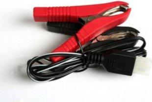 Speeds Kabelsatz mit Klemmen für Erhaltungsladegerät
