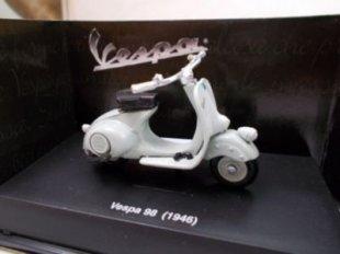 Fahrzeugmodell Vespa 98 (1946) Grau 1:32 Modell
