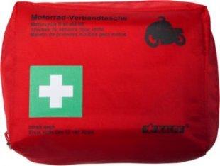 Büse Motorrad Verbandtasche rot (DIN 13167)