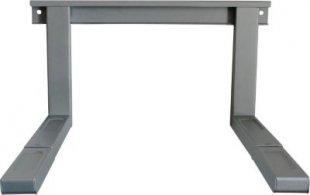 Mikrowellenhalterung 35 kg Tragkraft, ausziehbar &amp abnehmbar