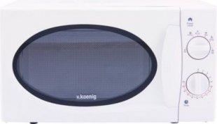 H.koenig VIO6 Mikrowelle 20l 700W