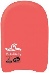 Bestway Schwimmbrett Kickboard ´´Safe-2-Swim´´, 3 bis 6 Jahre mit GS Zertifikat