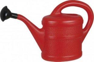 Gießkanne Inhalt 1 Liter aus... rot