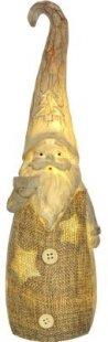LED-Weihnachtsmann 7,5x28cm
