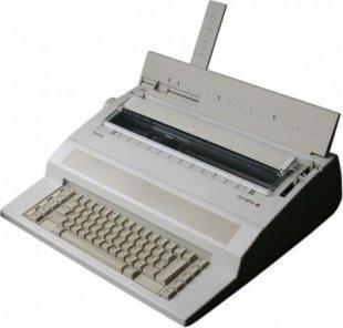 OLYMPIA Startype Schreibmaschine