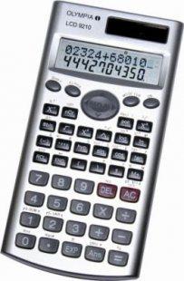 Olympia Taschenrechner LCD 9210