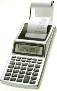 Genie LP20 portabler Rechner mit Druckfunktion