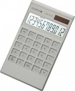 OLYMPIA LCD 3112 Tischrechner, weiß