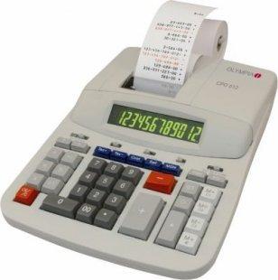 OLYMPIA CPD 512 Tischrechner mit mechanischem Druckwerk