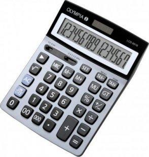 OLYMPIA LCD 6016 Tischrechner