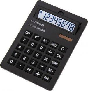 OLYMPIA LCD 908 Tischrechner im DIN A4 Format