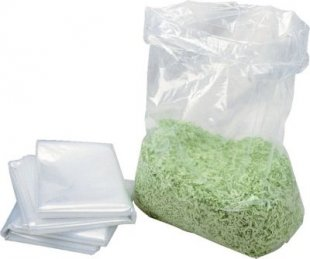 HSM Plastiksäcke für Aktenvernichter B26, B32, 125.2 - 100 Stück