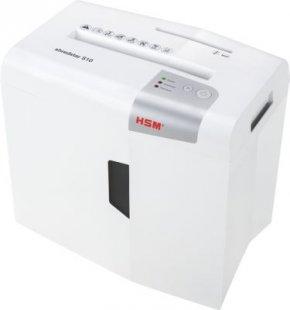 HSM shredstar S10 Aktenvernichter - weiß