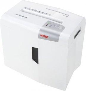 HSM shredstar X8 Aktenvernichter - weiß