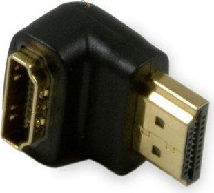 Lyndahl HDMI Winkeladapter LKHA013, HDMI Buchse auf Stecker,90°