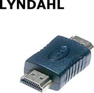 Lyndahl LKHA005 HDMI 1.4 Adapter (M/M) für Frontplattenmontage