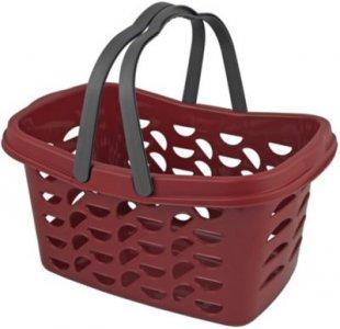 Priva Einkaufskorb ecoLine, rot