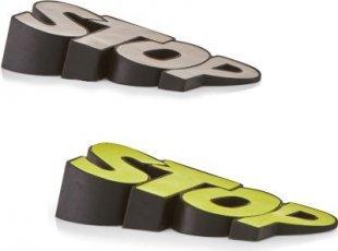 Zeller Türkeil ´´STOP´´, Kunststoff, sort. 5,5 x 12 x 2,5 cm