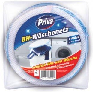 Priva Wäschesortiment - BH-Wäschenetz 2er