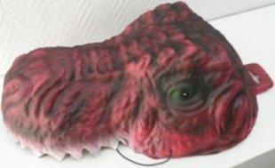 Karnevals Masken T-Rex Maske