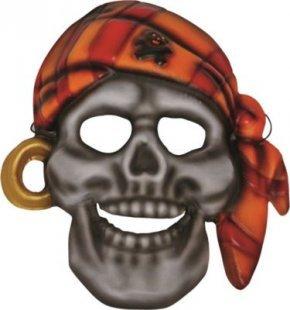 Karnevals Masken Piratenmaske