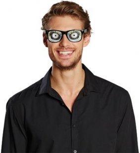Karnevals Masken Echsenbrille