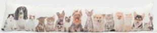 HTI-Living Zugkissen Hund und Katze