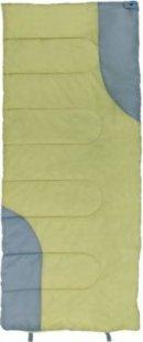 10T Hayley Camping Schlafsack bis -7°C Outdoor Deckenschlafsack 190x80 cm Hüttenschlafsack mit leichten 1050g Trekking Reiseschlafsack für 2 - 3 Jahreszeiten Frühling Sommer Herbst