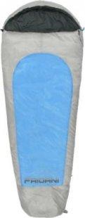 Fridani MB175K Camping Schlafsack bis -19°C XL Kinderschlafsack 175x70cm Hüttenschlafsack mit 1450g, Outdoor Mumienschlafsack für 3 / 4 Jahreszeiten Frühling Sommer Herbst