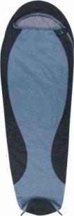 10T Nerida XL Camping Schlafsack bis -1°C Outdoor Mumienschlafsack 210x75cm Hüttenschlafsack mit leichten 740g Trekking Reiseschlafsack für 2 - 3 Jahreszeiten Frühling Sommer Herbst