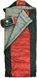 10T Selawik 125 XL Camping Schlafsack bis -3°C Outdoor Deckenschlafsack 215x90 cm Hüttenschlafsack mit 1500g Trekking Reiseschlafsack für 2 - 3 Jahreszeiten Frühling Sommer Herbst