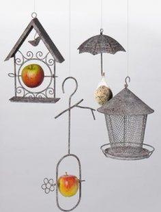 Garten Star Obst-Station für Vögel 20x7x28,5cm