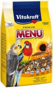 Vitakraft Premium Menü für Großsittiche - 3 kg
